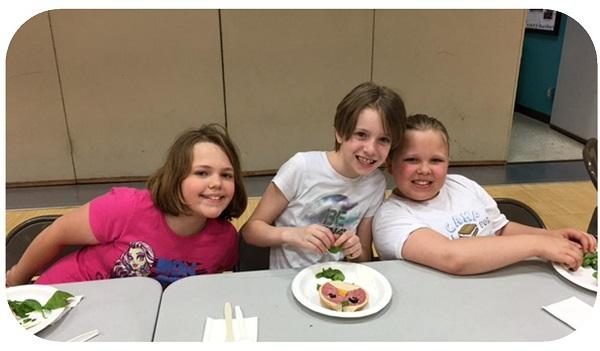 Healthy Kids Day - Healthy Snacking